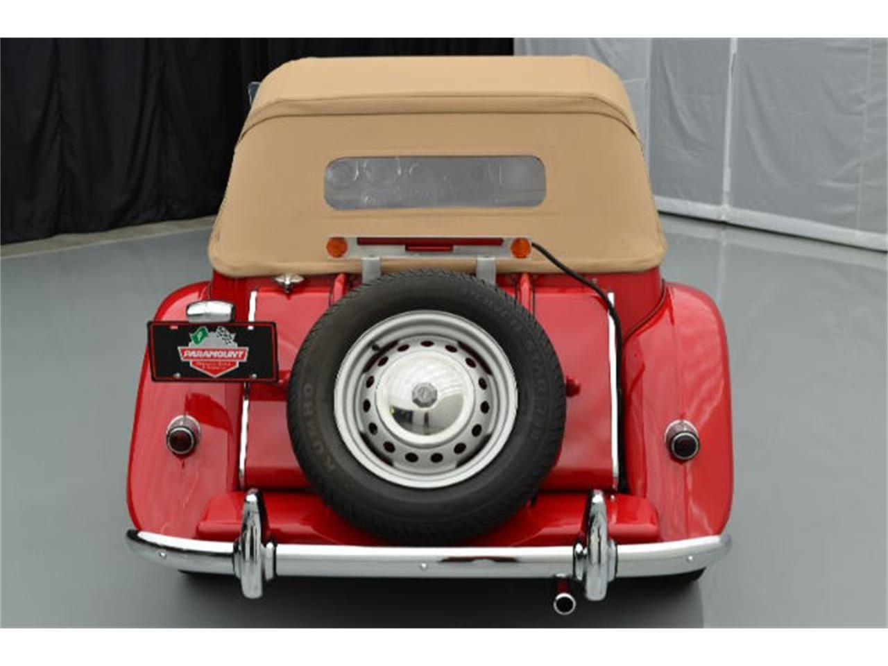 Large Picture of 1953 MG TD - $24,995.00 Offered by Paramount Classic Car Store - D6WS