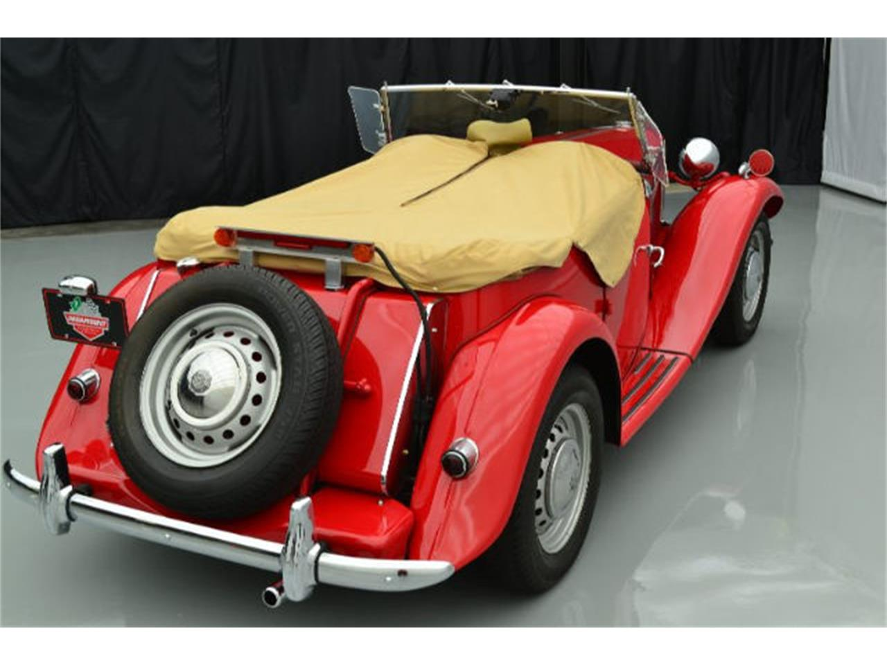 Large Picture of 1953 TD Offered by Paramount Classic Car Store - D6WS