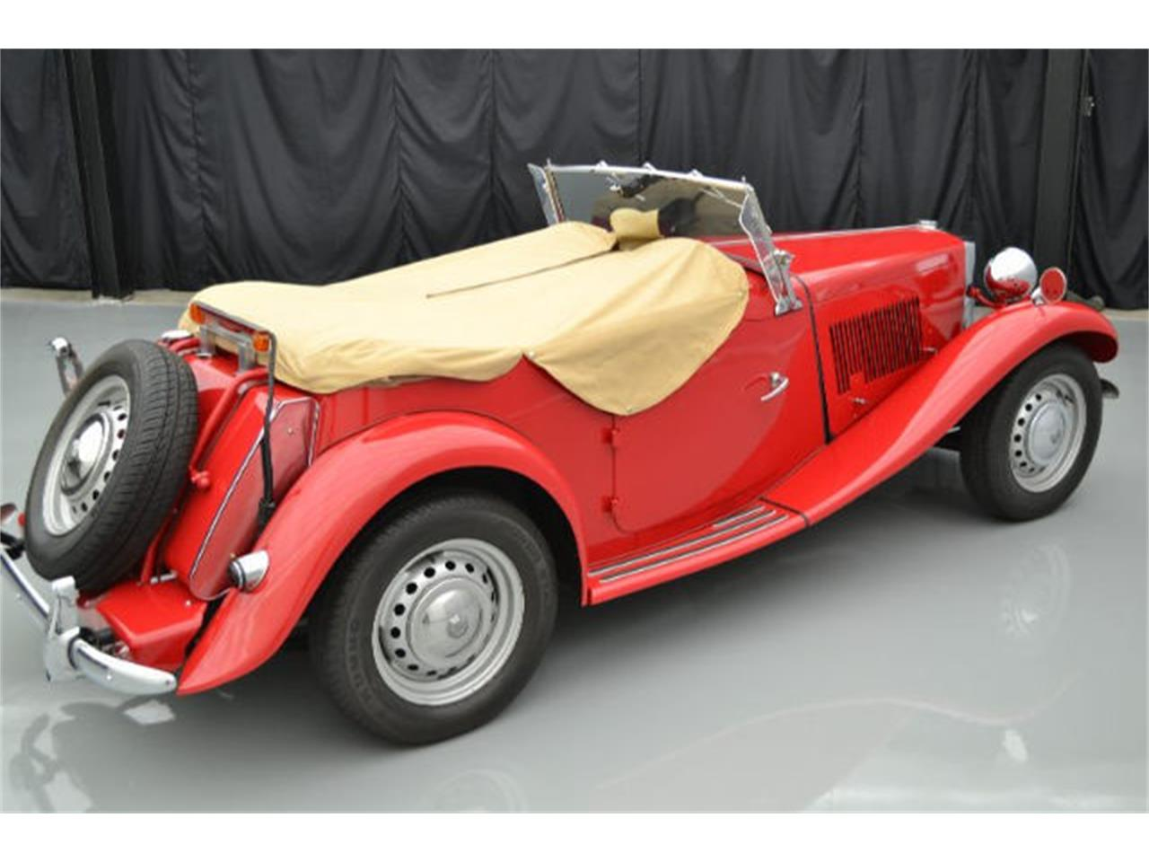 Large Picture of 1953 MG TD Offered by Paramount Classic Car Store - D6WS