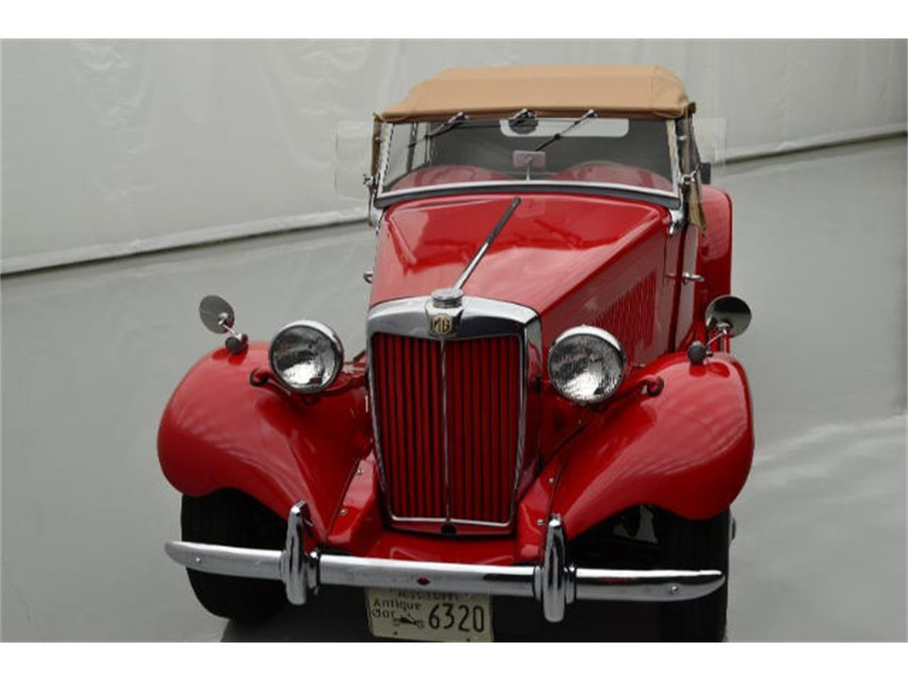 Large Picture of '53 MG TD Offered by Paramount Classic Car Store - D6WS