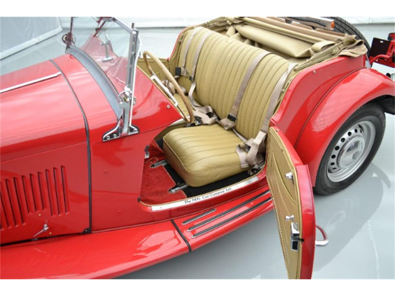 Large Picture of Classic '53 MG TD located in Hickory North Carolina Offered by Paramount Classic Car Store - D6WS