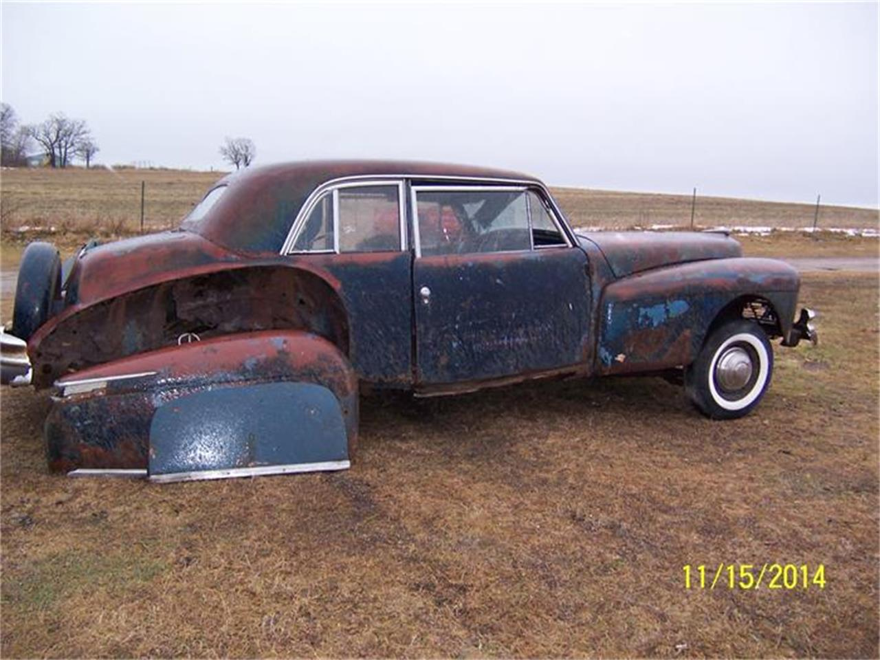 Large Picture of '42 Continental - D6ZX