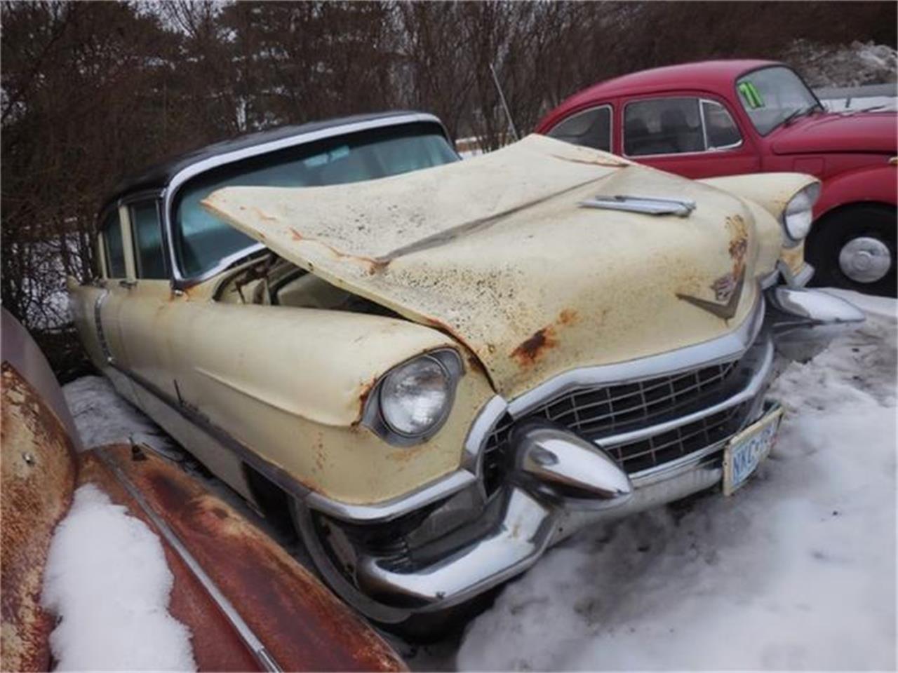 For Sale: 1955 Cadillac deVille Project/Parts in Mankato, Minnesota