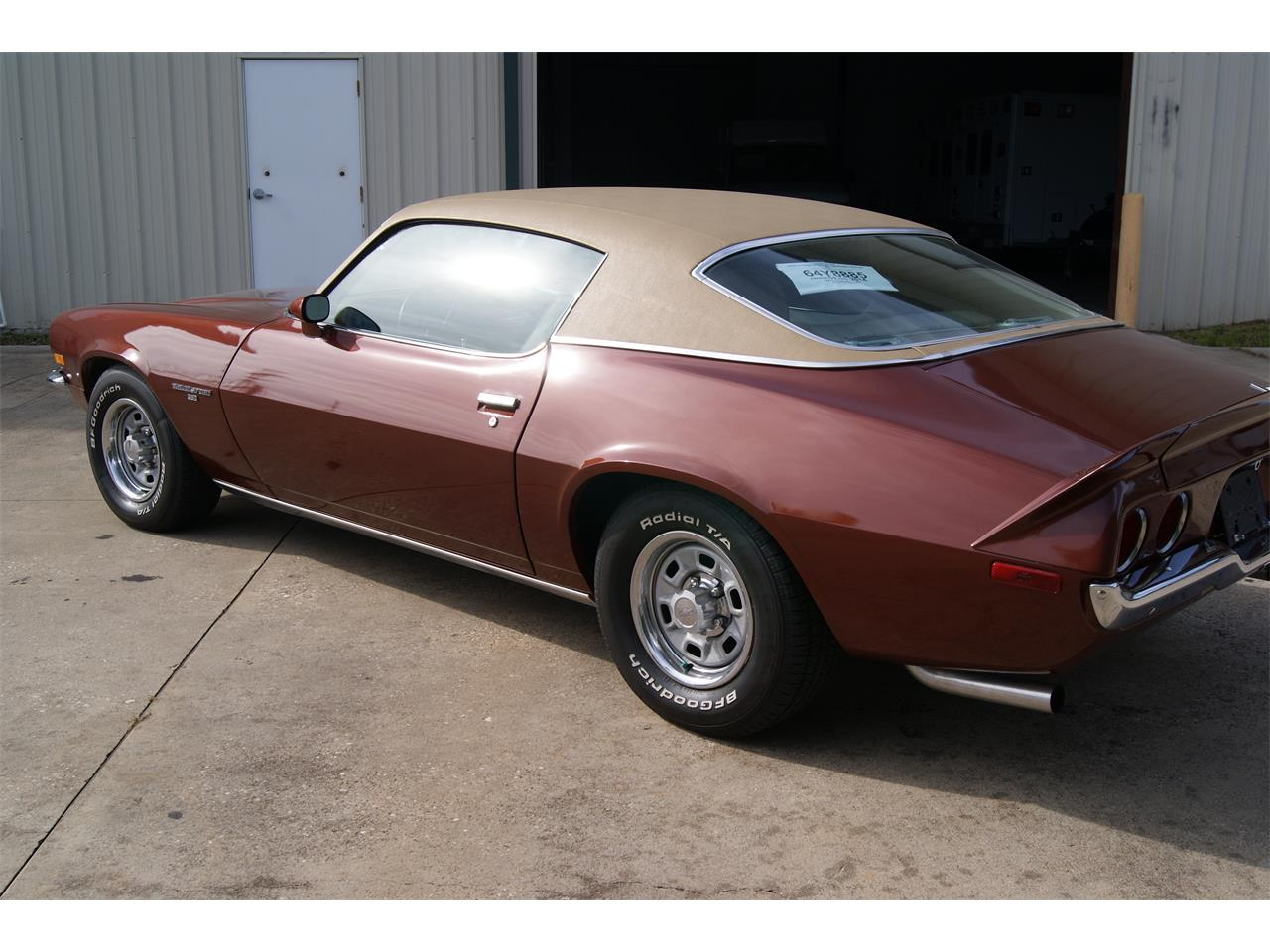 Large Picture of Classic '71 Chevrolet Camaro RS - $34,900.00 - D749