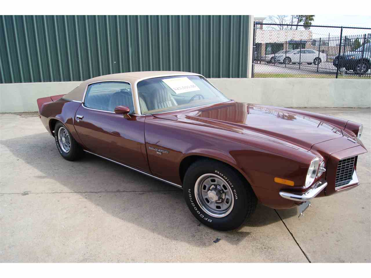 Large Picture of '71 Camaro RS - D749