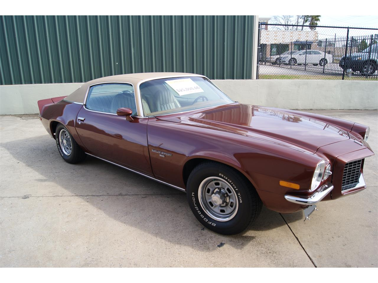 Large Picture of '71 Chevrolet Camaro RS located in Brownwood Texas - $34,900.00 Offered by a Private Seller - D749
