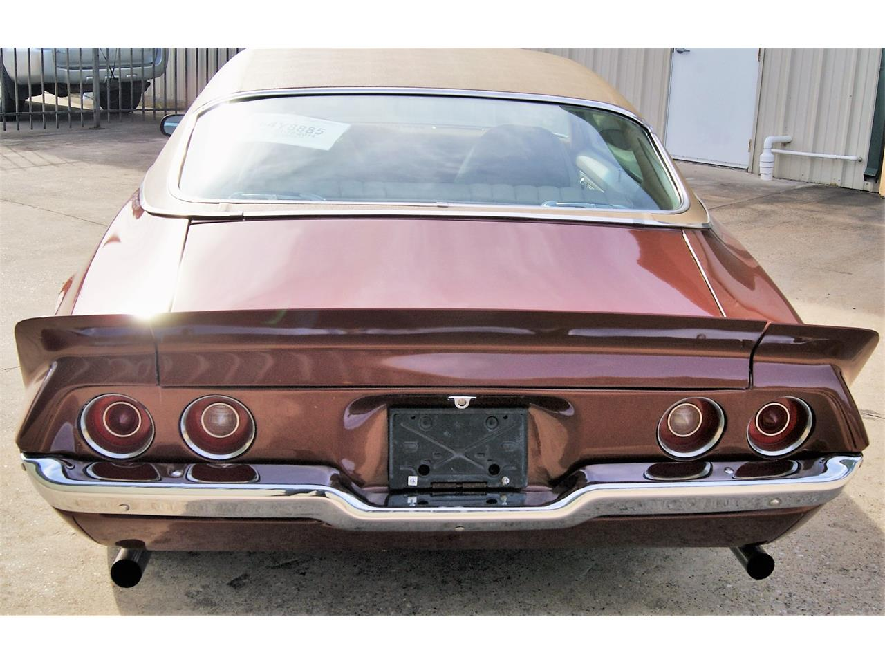 Large Picture of 1971 Chevrolet Camaro RS located in Brownwood Texas - $34,900.00 - D749