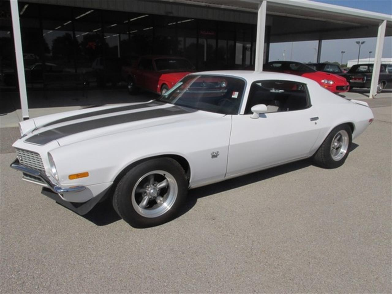 Large Picture of '70 Camaro - D7BO