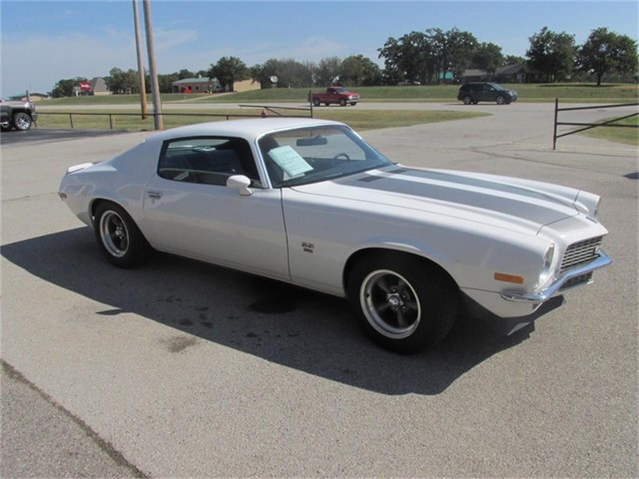 Large Picture of '70 Chevrolet Camaro - $22,500.00 Offered by Knippelmier Classics - D7BO