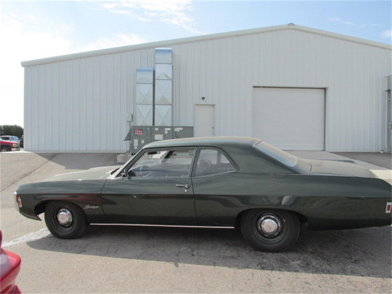 Large Picture of '69 Chevrolet Biscayne located in Oklahoma Offered by Knippelmier Classics - D7BP