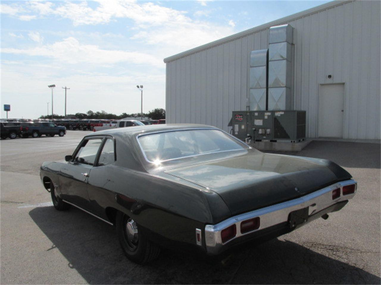 Large Picture of Classic '69 Chevrolet Biscayne located in Blanchard Oklahoma - $34,900.00 - D7BP
