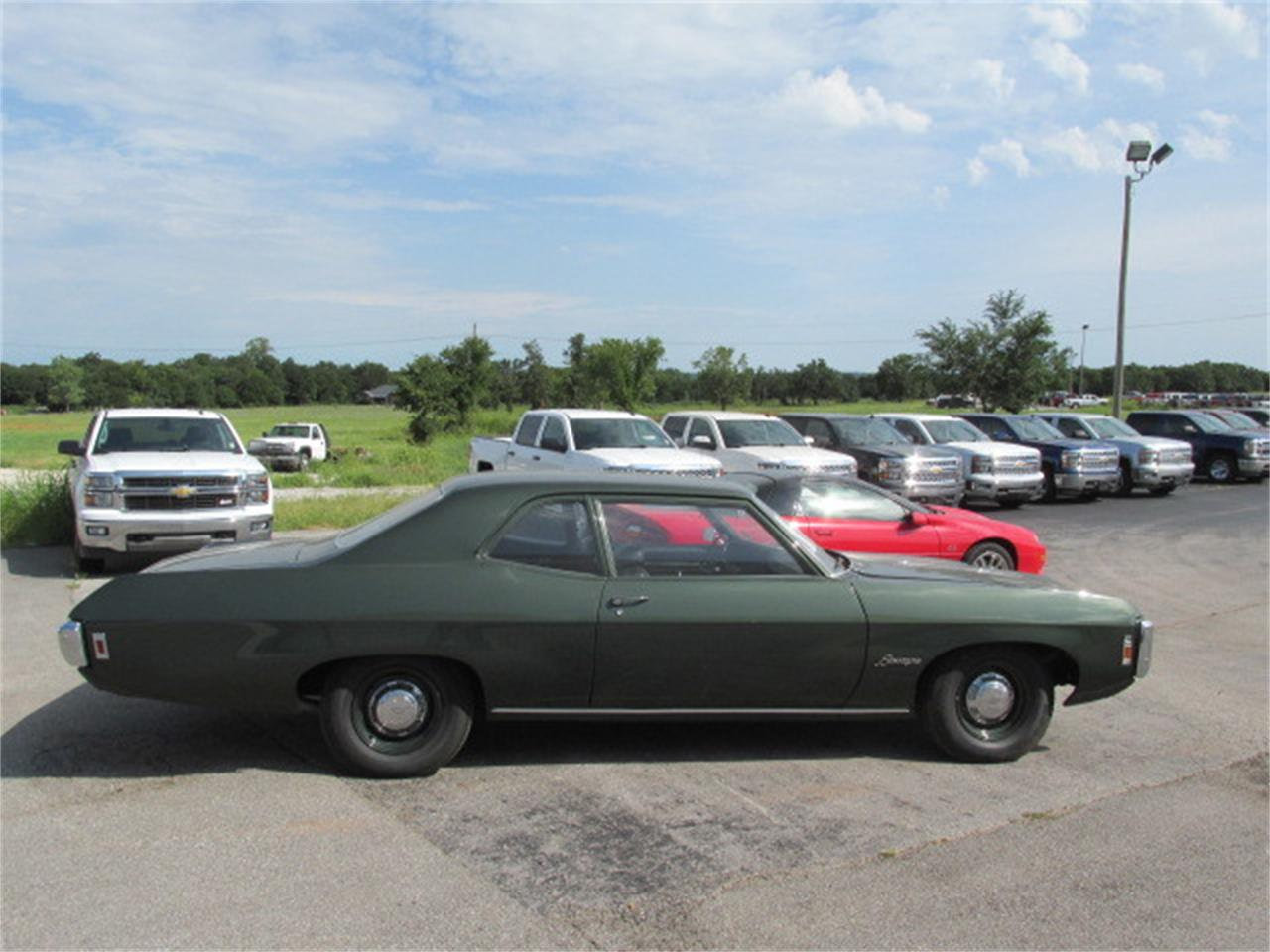 Large Picture of '69 Biscayne - D7BP