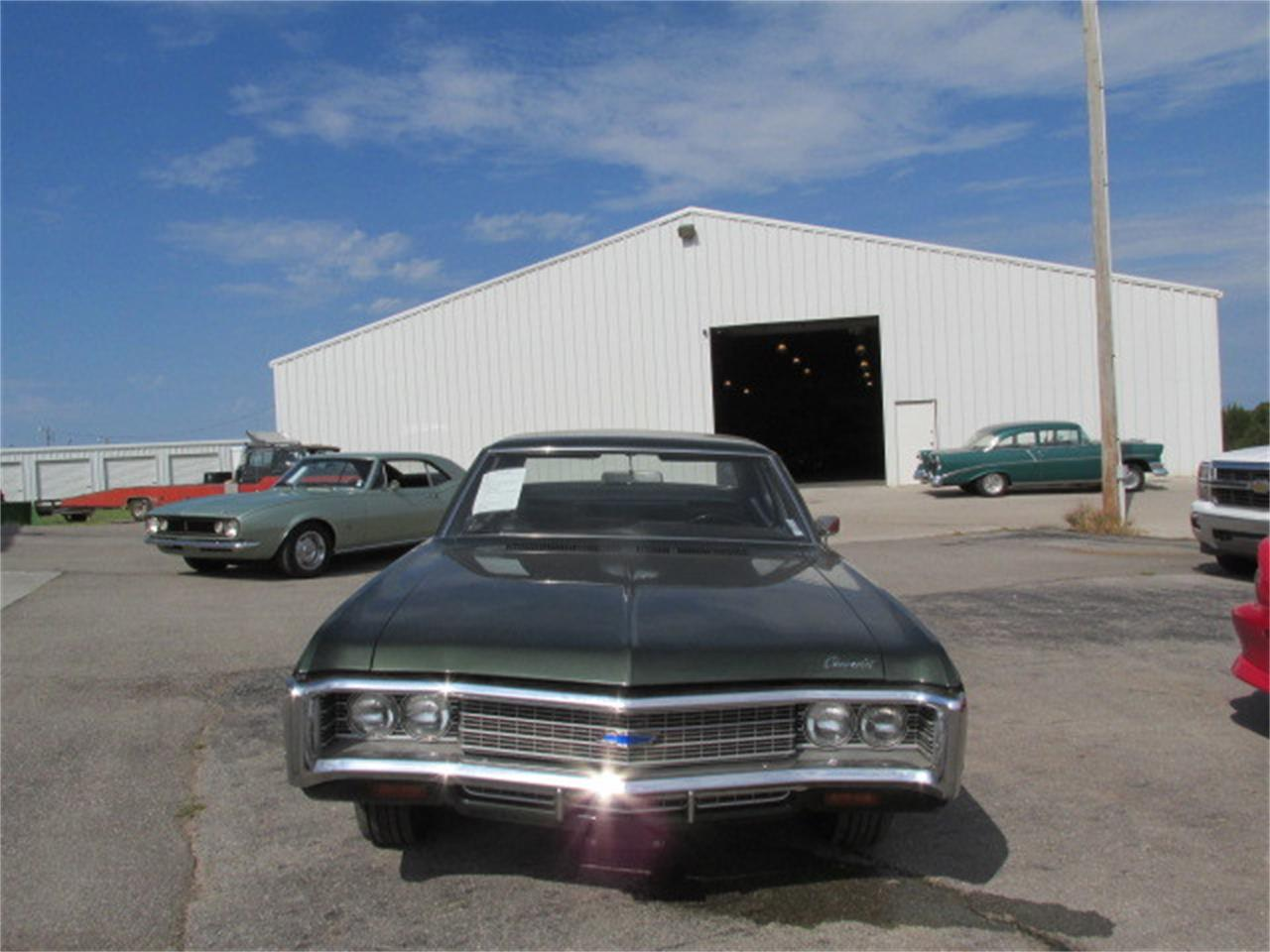 Large Picture of 1969 Biscayne located in Blanchard Oklahoma - D7BP