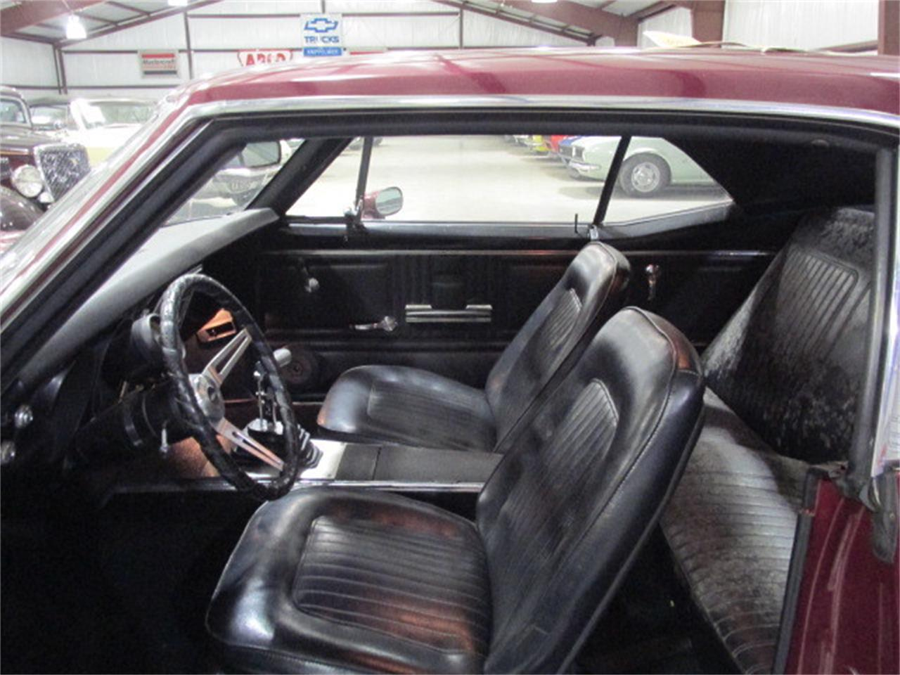 Large Picture of '67 Camaro - D7BQ