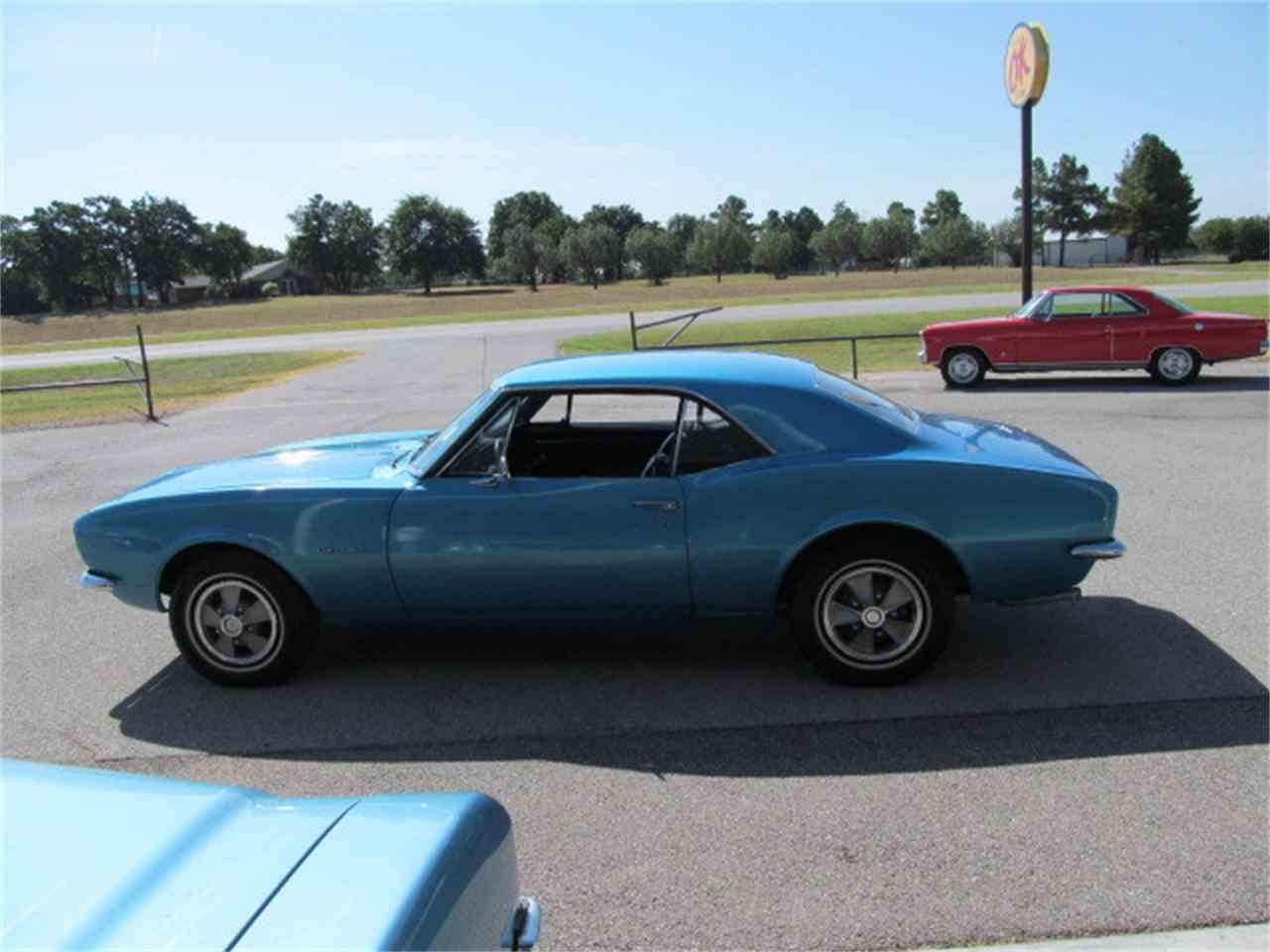 Large Picture of 1967 Camaro located in Oklahoma - $23,900.00 - D7BS