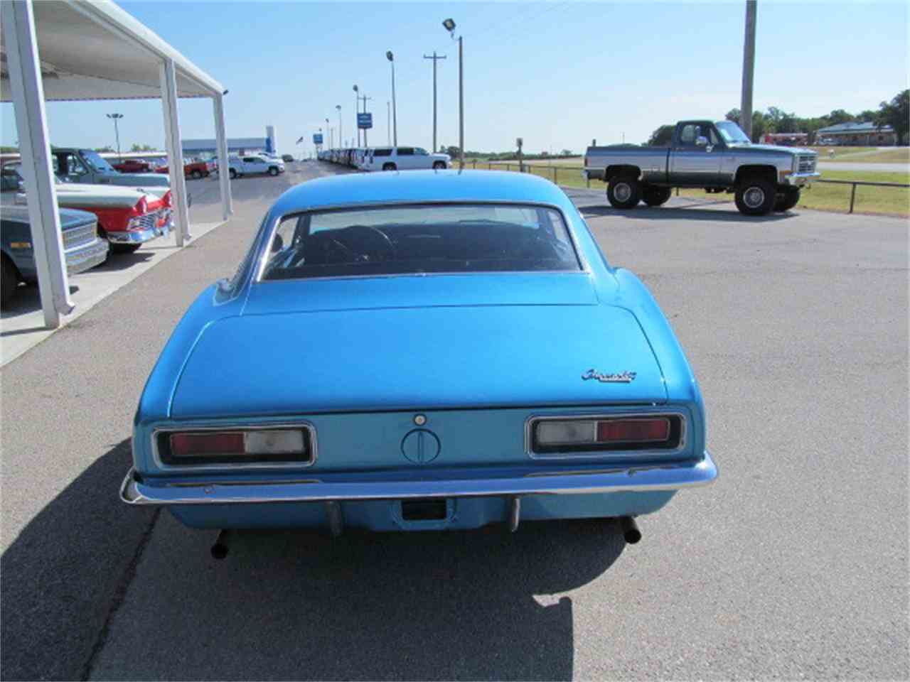 Large Picture of 1967 Chevrolet Camaro located in Blanchard Oklahoma Offered by Knippelmier Classics - D7BS
