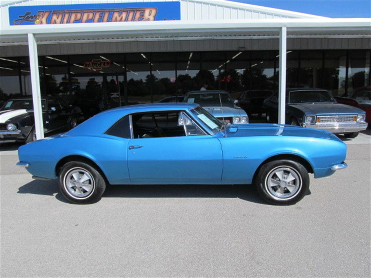 Large Picture of '67 Camaro - D7BS