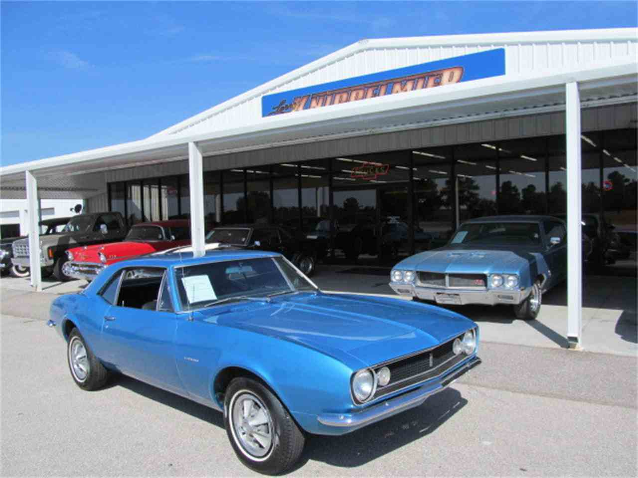 Large Picture of Classic 1967 Camaro located in Blanchard Oklahoma Offered by Knippelmier Classics - D7BS