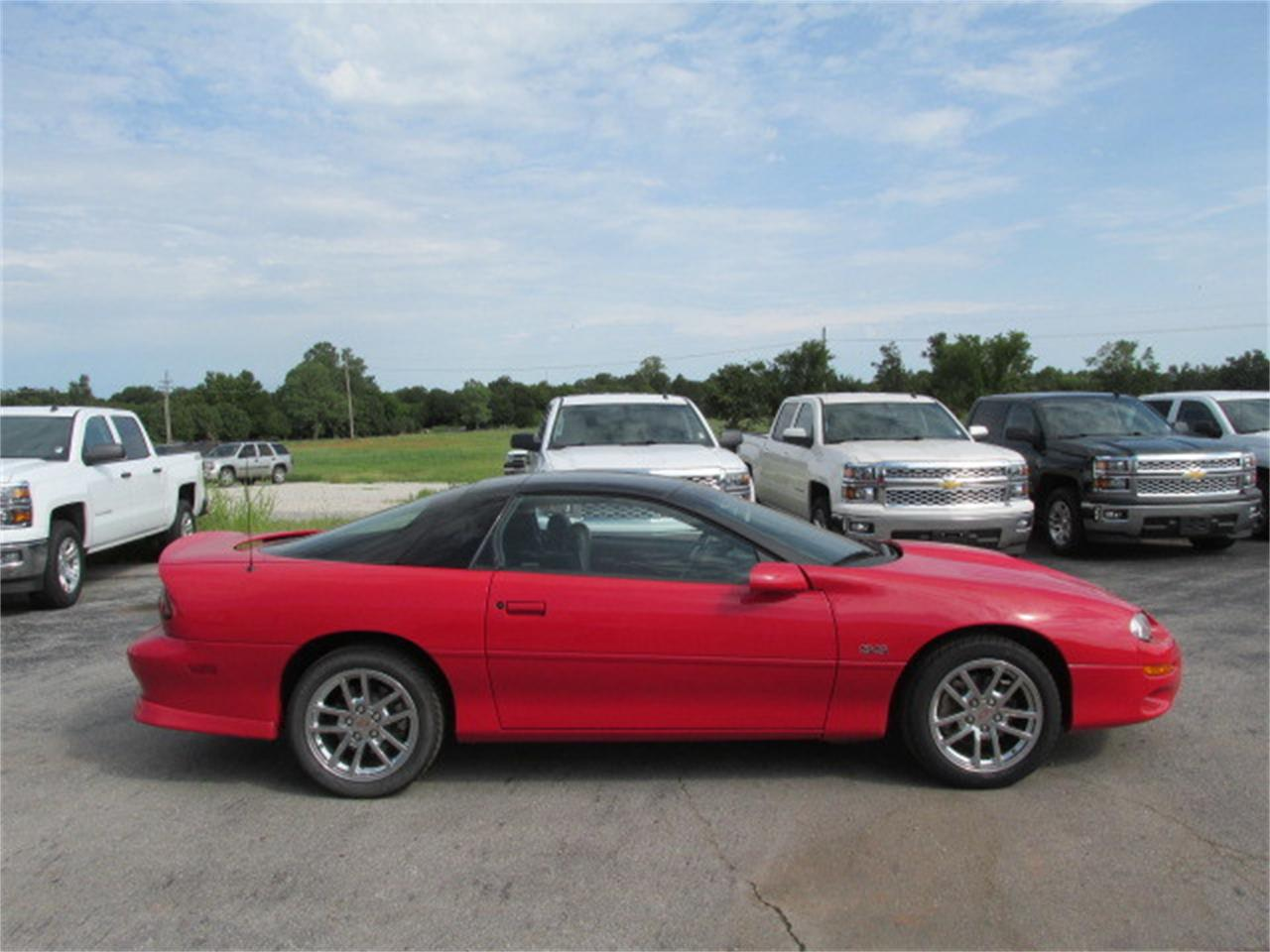 Large Picture of '02 Camaro - D7BT