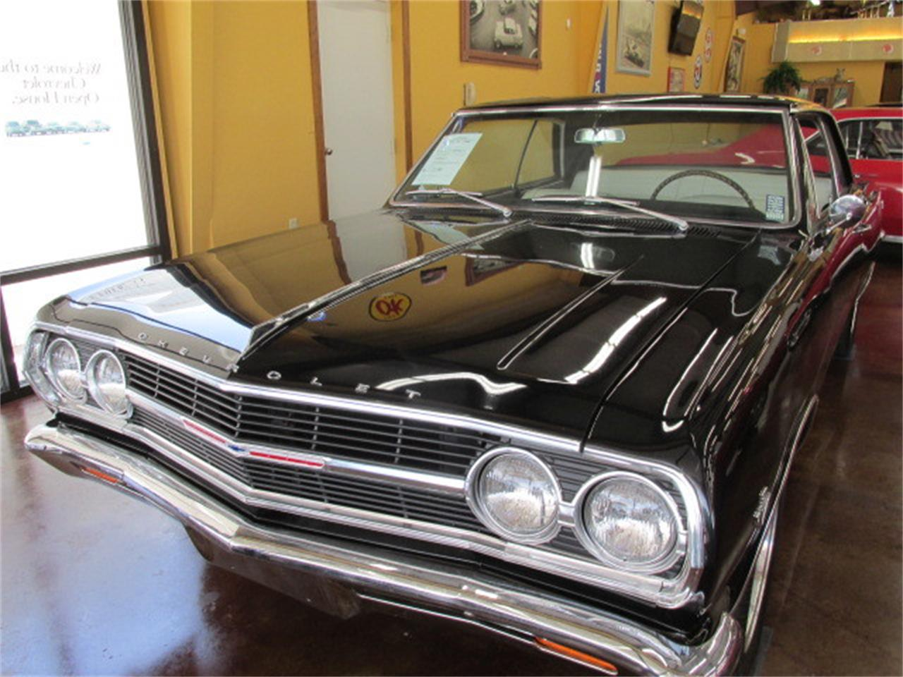 Large Picture of '65 Chevelle SS located in Blanchard Oklahoma Offered by Knippelmier Classics - D7BW