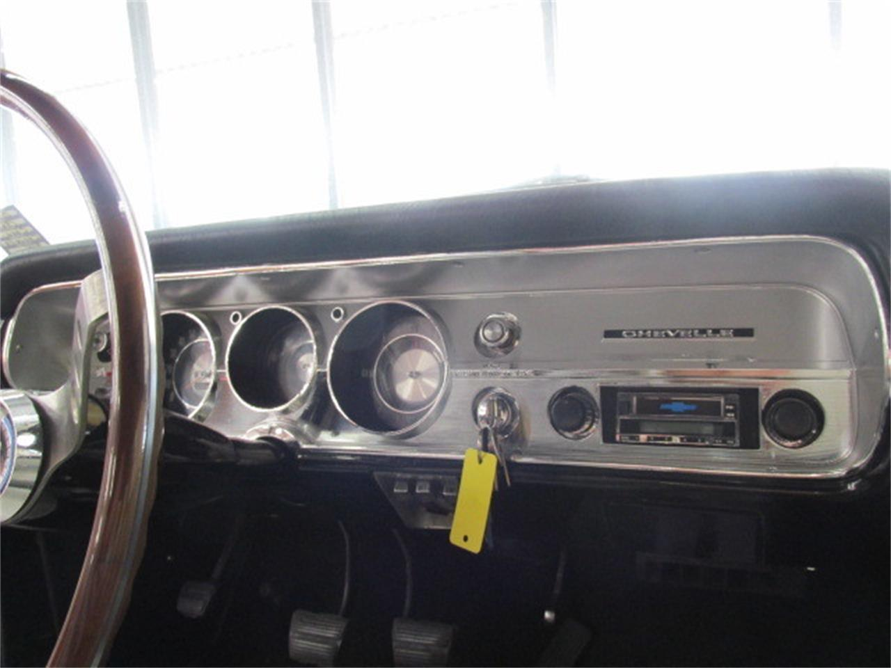 Large Picture of 1965 Chevelle SS located in Blanchard Oklahoma Offered by Knippelmier Classics - D7BW