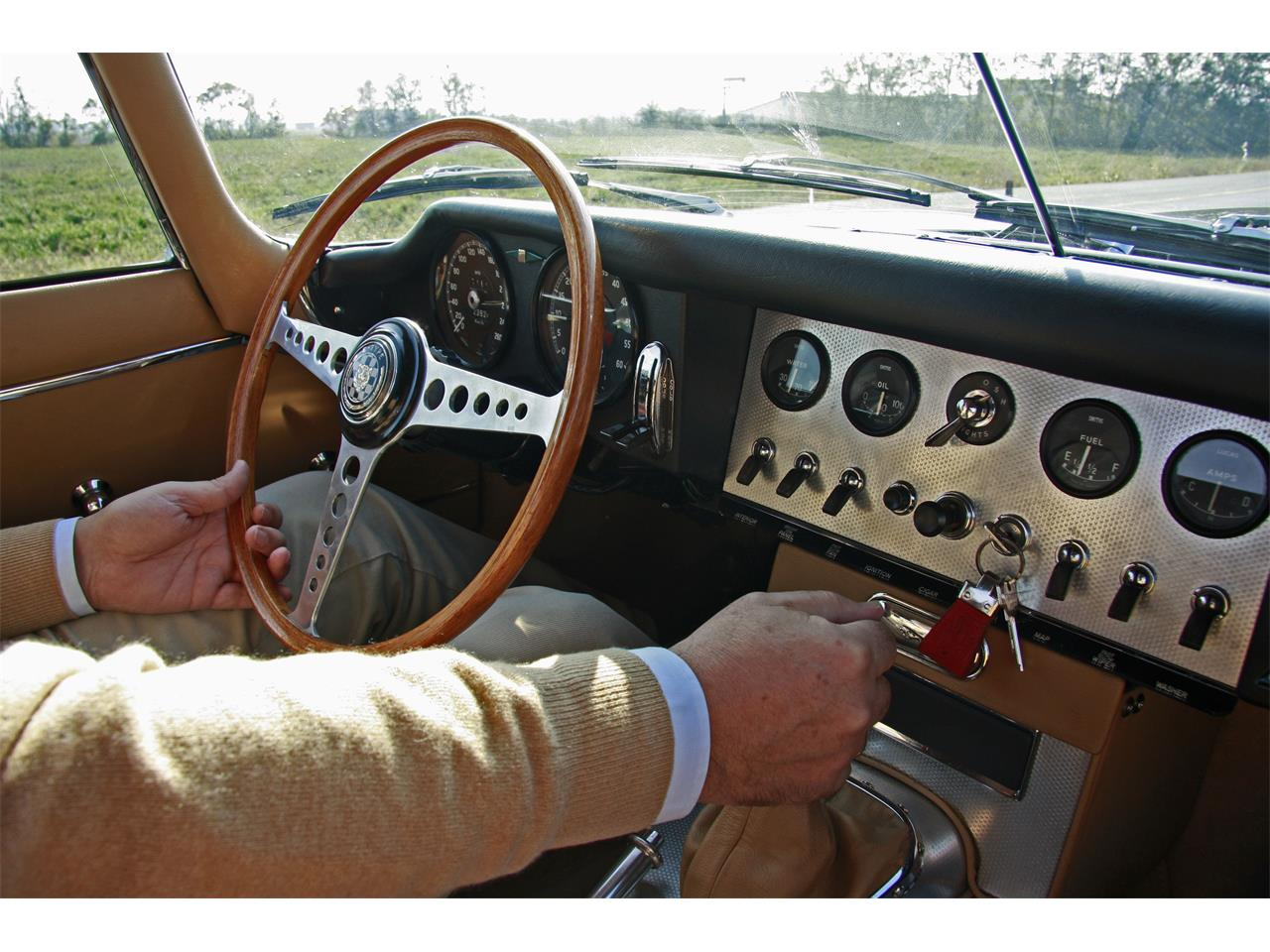 Large Picture of Classic 1963 Jaguar E-Type - $200,000.00 Offered by a Private Seller - D7DC
