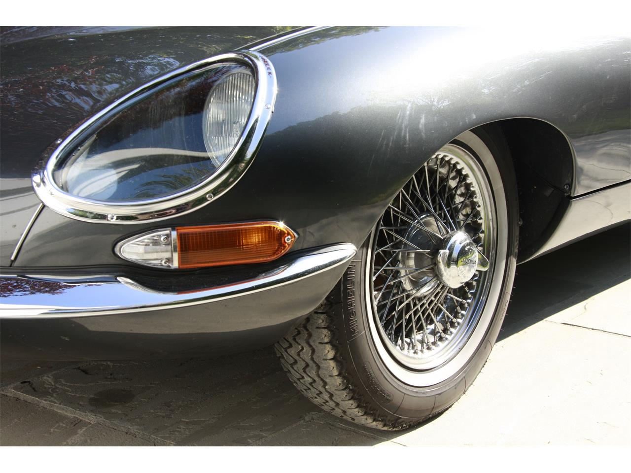 Large Picture of Classic '63 E-Type located in Cadeo  - D7DC