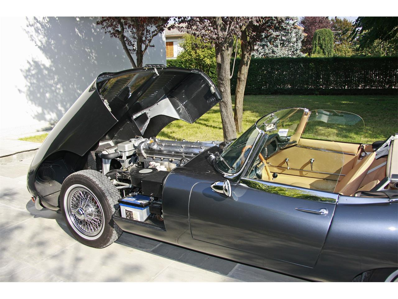 Large Picture of '63 Jaguar E-Type located in Cadeo  - $200,000.00 - D7DC