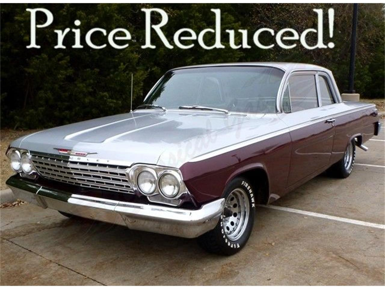 Large Picture of 1962 Bel Air - $14,950.00 Offered by Classical Gas Enterprises - D7HN