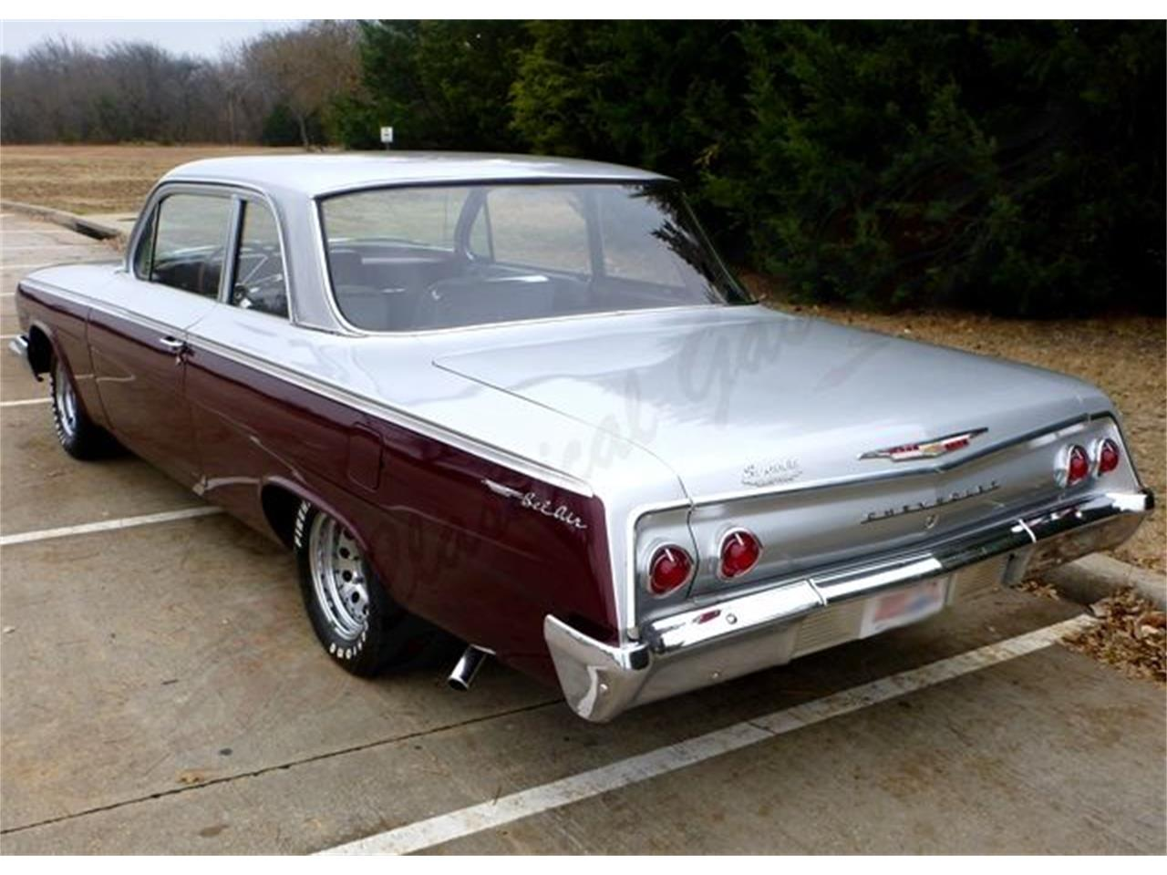 Large Picture of '62 Chevrolet Bel Air located in Arlington Texas - $14,950.00 Offered by Classical Gas Enterprises - D7HN