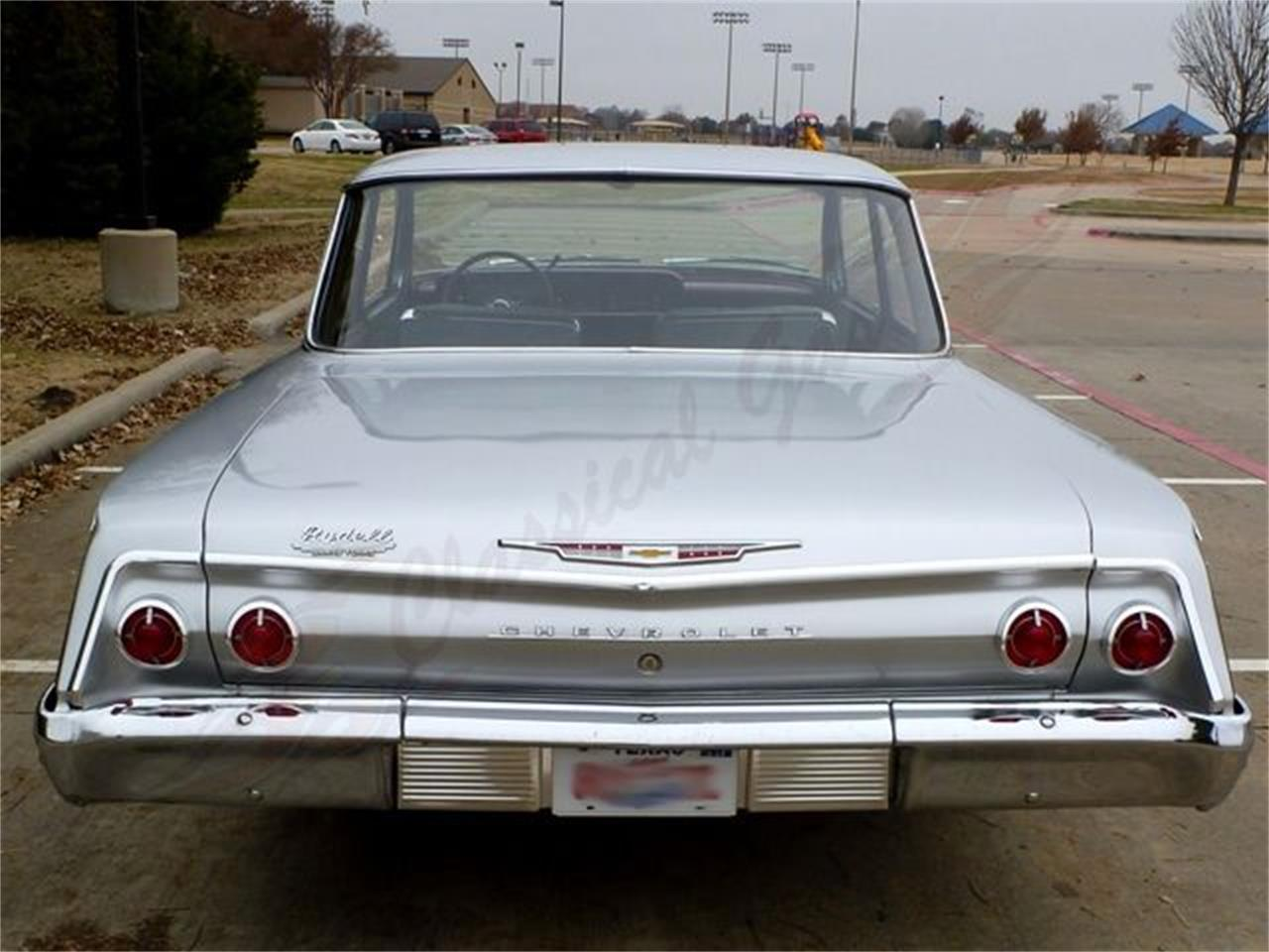 Large Picture of '62 Bel Air - $14,950.00 Offered by Classical Gas Enterprises - D7HN
