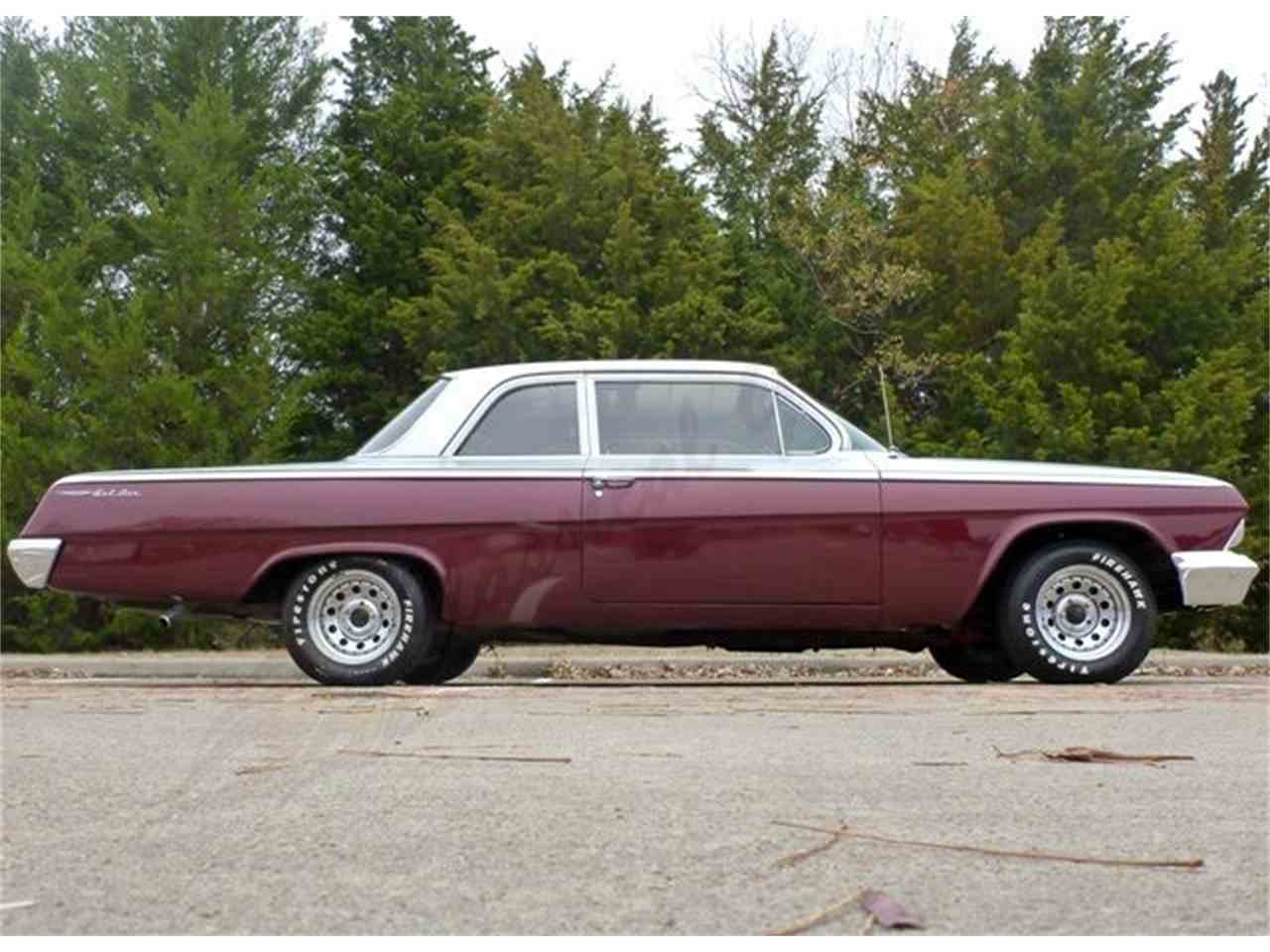 Large Picture of '62 Bel Air - D7HN