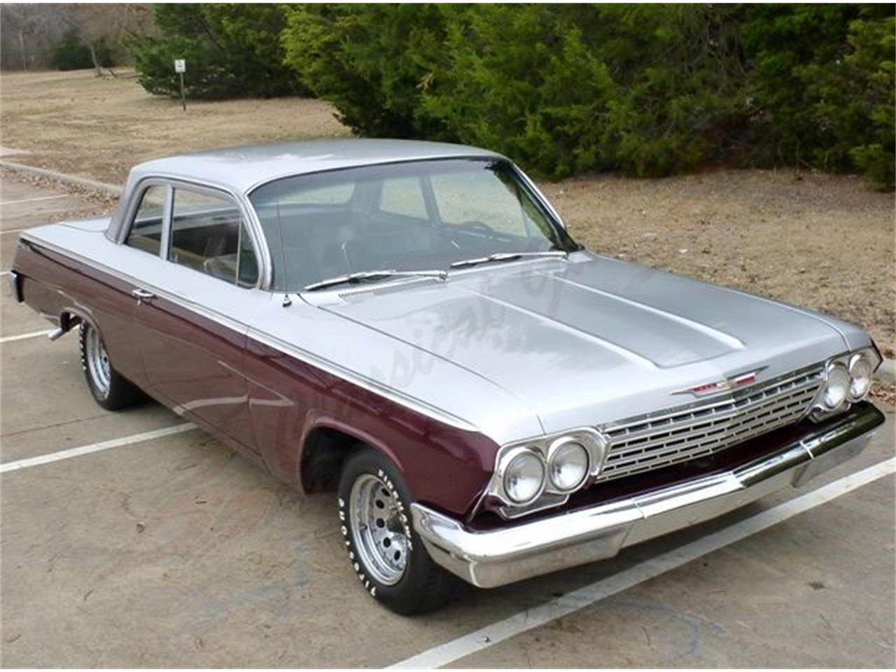 Large Picture of Classic 1962 Chevrolet Bel Air located in Arlington Texas - $14,950.00 Offered by Classical Gas Enterprises - D7HN