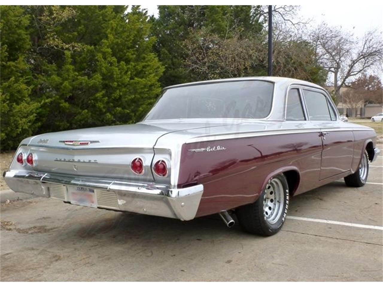 Large Picture of Classic '62 Chevrolet Bel Air located in Texas - $14,950.00 - D7HN