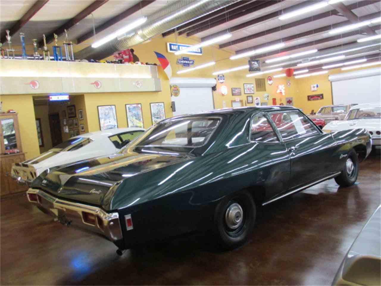 Large Picture of 1969 Biscayne located in Blanchard Oklahoma - D7J0