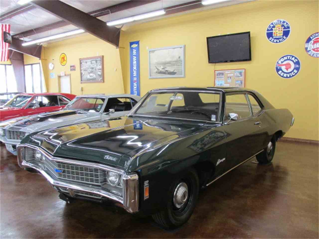 Large Picture of 1969 Biscayne located in Oklahoma - $40,000.00 Offered by Knippelmier Classics - D7J0