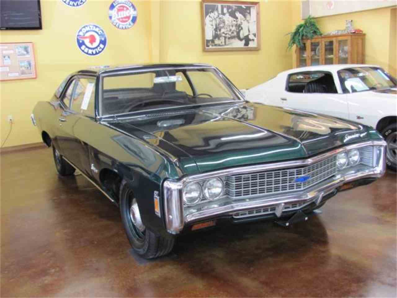 Large Picture of 1969 Chevrolet Biscayne located in Oklahoma - $40,000.00 - D7J0