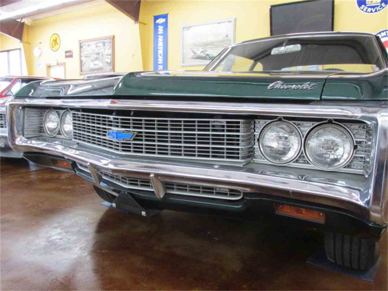 Large Picture of '69 Biscayne - $40,000.00 Offered by Knippelmier Classics - D7J0