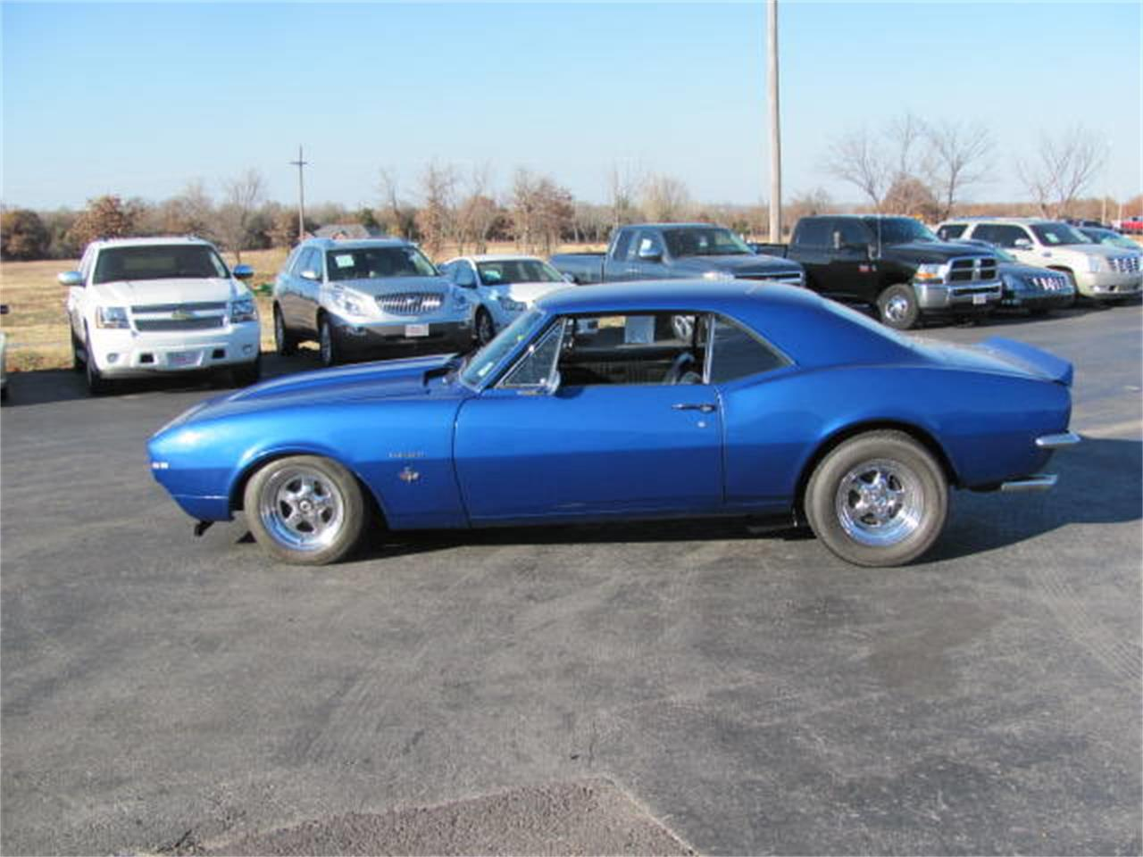 Large Picture of '67 Camaro RS located in Blanchard Oklahoma Offered by Knippelmier Classics - D7J1