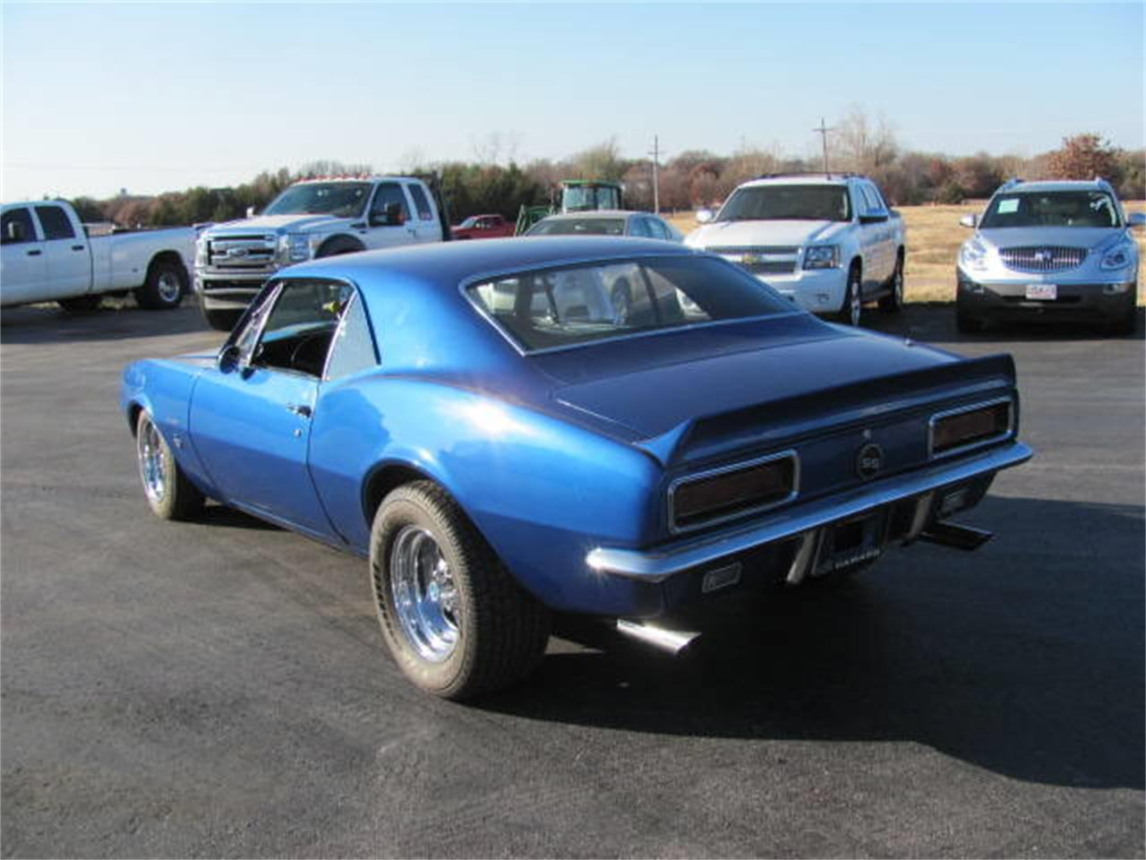 Large Picture of '67 Chevrolet Camaro RS located in Blanchard Oklahoma - D7J1