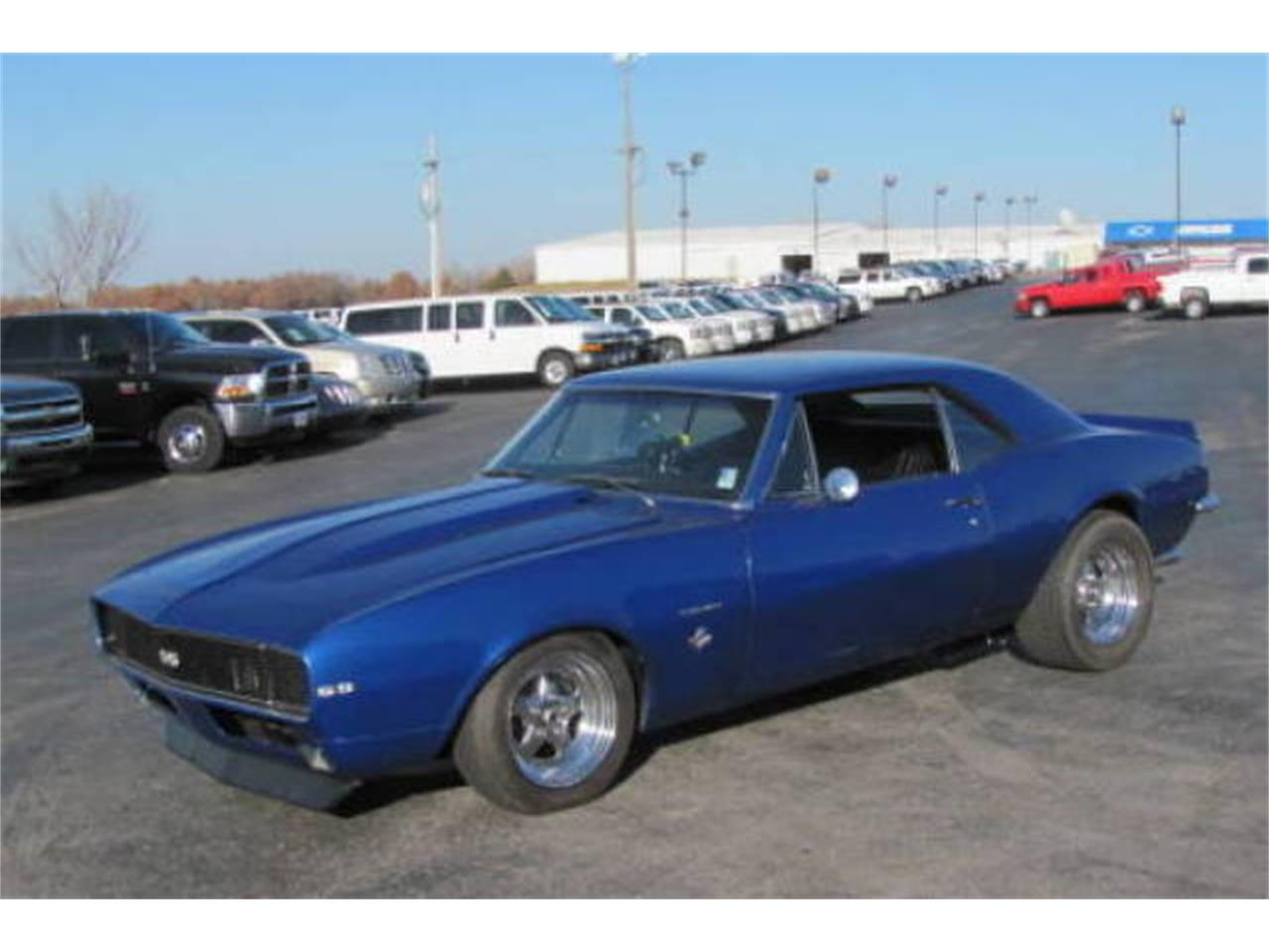 Large Picture of Classic '67 Camaro RS located in Oklahoma Offered by Knippelmier Classics - D7J1