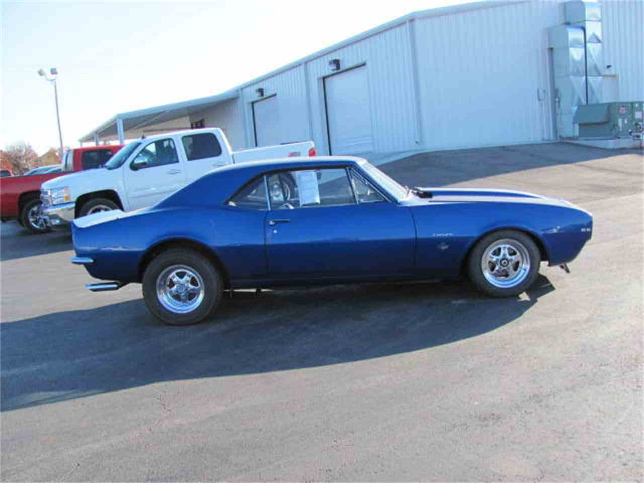 Large Picture of '67 Camaro RS - D7J1