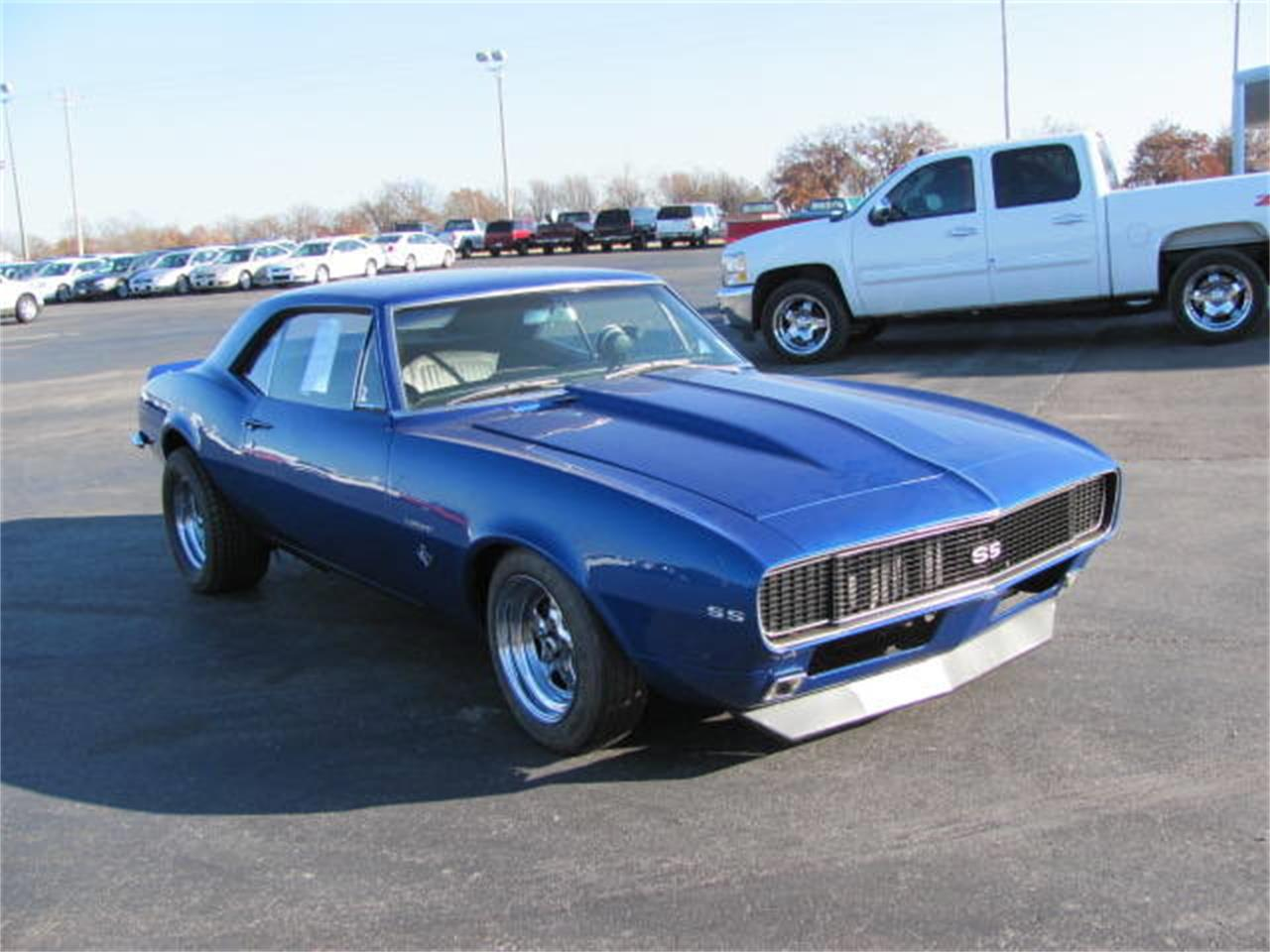 Large Picture of Classic 1967 Camaro RS located in Oklahoma - $29,000.00 - D7J1