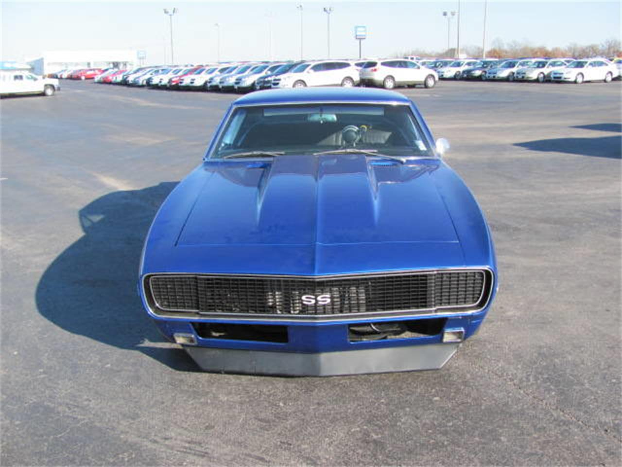 Large Picture of 1967 Camaro RS - D7J1