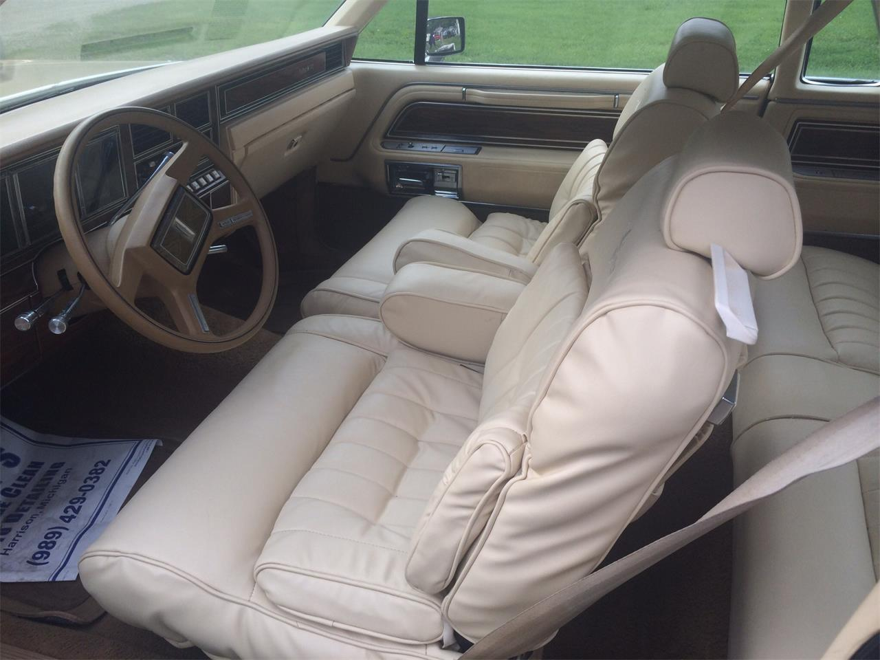 Large Picture of '83 Continental Mark VI - D7SP