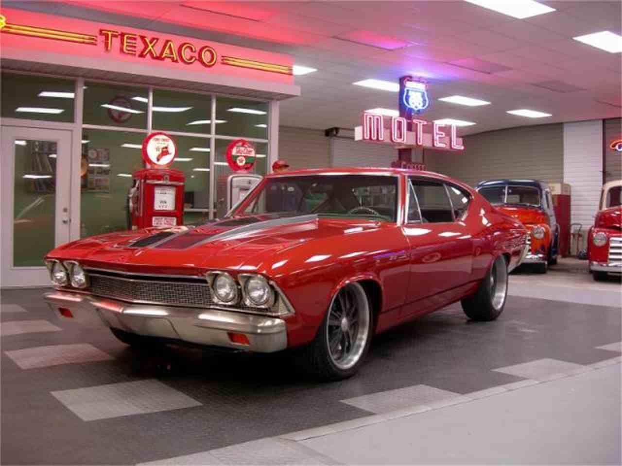 1968 Chevrolet Chevelle for Sale | ClassicCars.com | CC-618385
