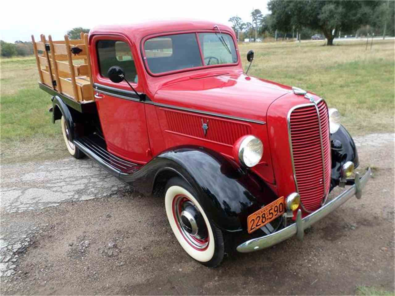 1937 Ford Pickup for Sale | ClassicCars.com | CC-610910