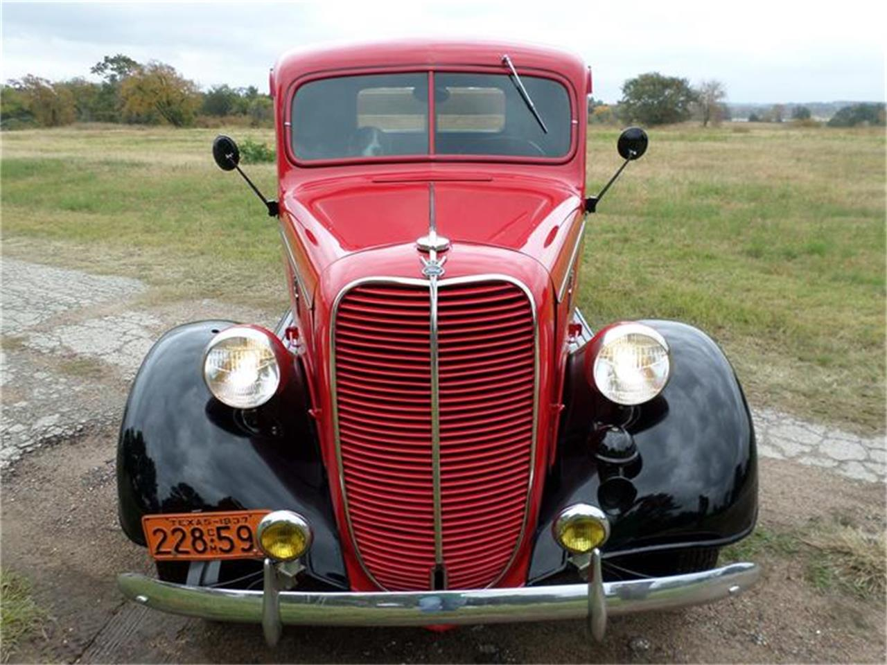 Large Picture of Classic '37 Pickup Offered by Texas Trucks and Classics - D3DQ