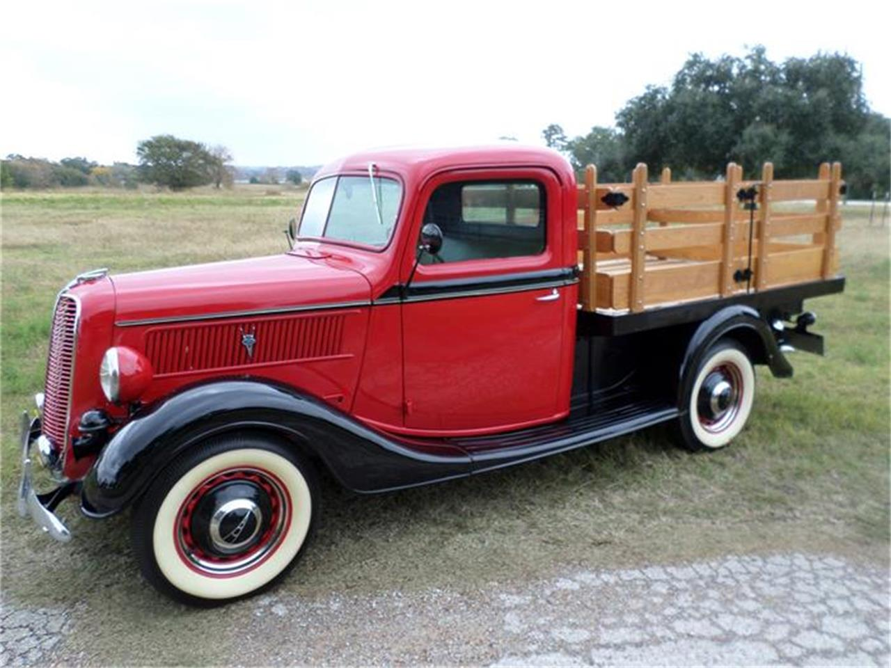 Large Picture of 1937 Ford Pickup - $34,988.00 - D3DQ