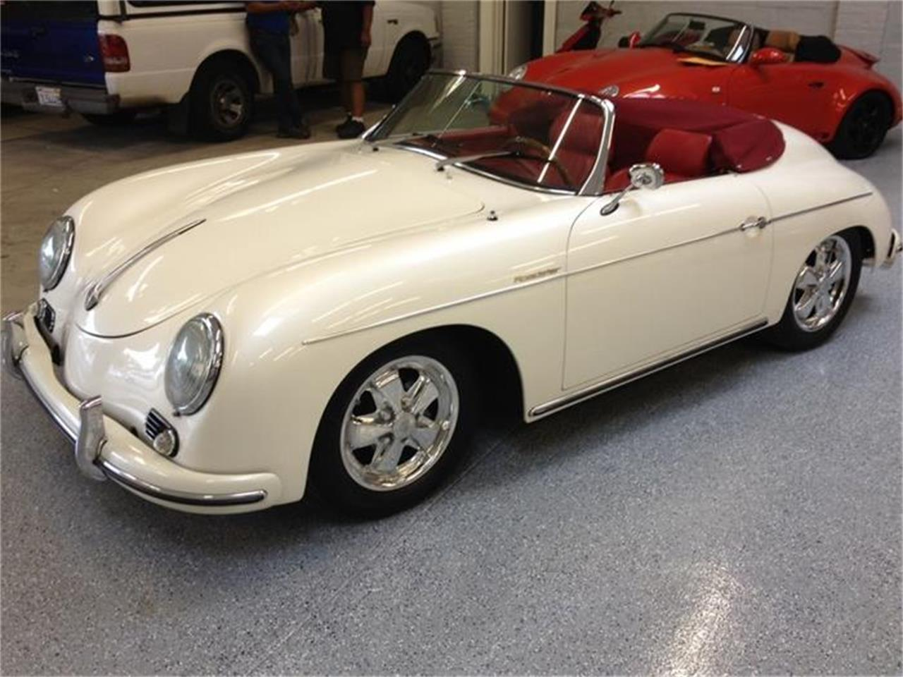 Large Picture of '59 356 located in San Diego California - $59,950.00 Offered by Beverly Hills Motor Cars - D3E3